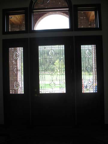 Stained Glass Entryways Amp Doors Amy Boughton Studios